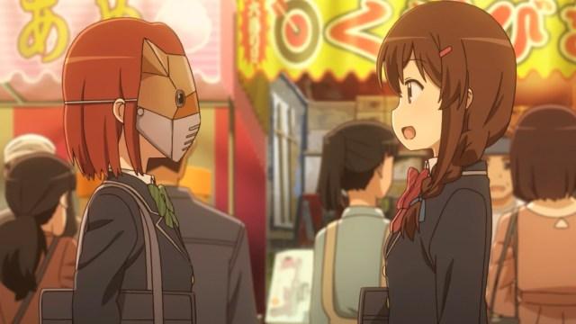 Akane and Konomi's date