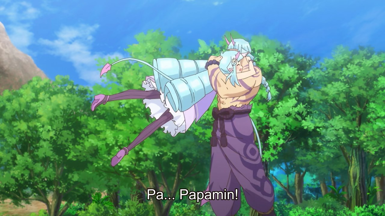 Delmin patches things up with Papamin