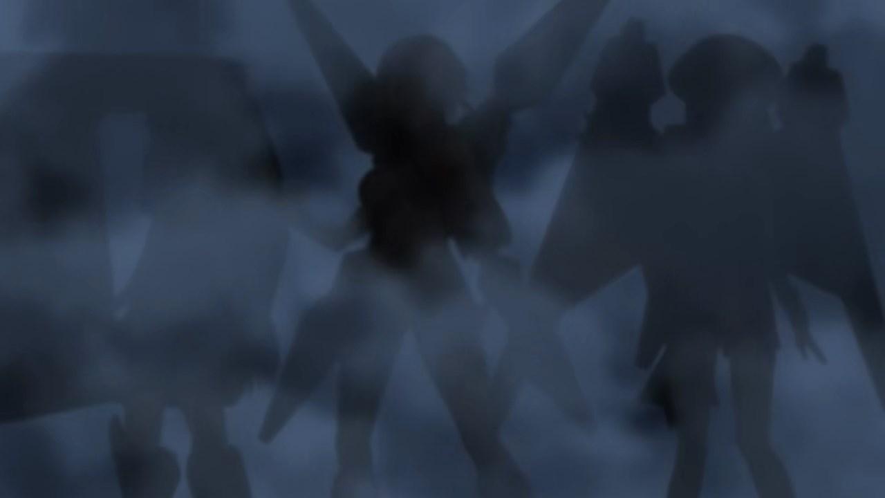 Deux Ex Machina Silhouettes