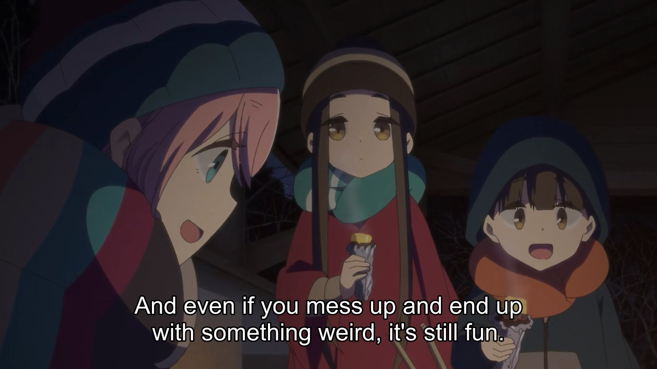 Nadeshiko teaches Haruka and Hiro