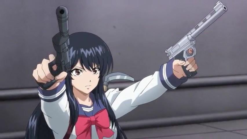 Yuri Dual Pistols