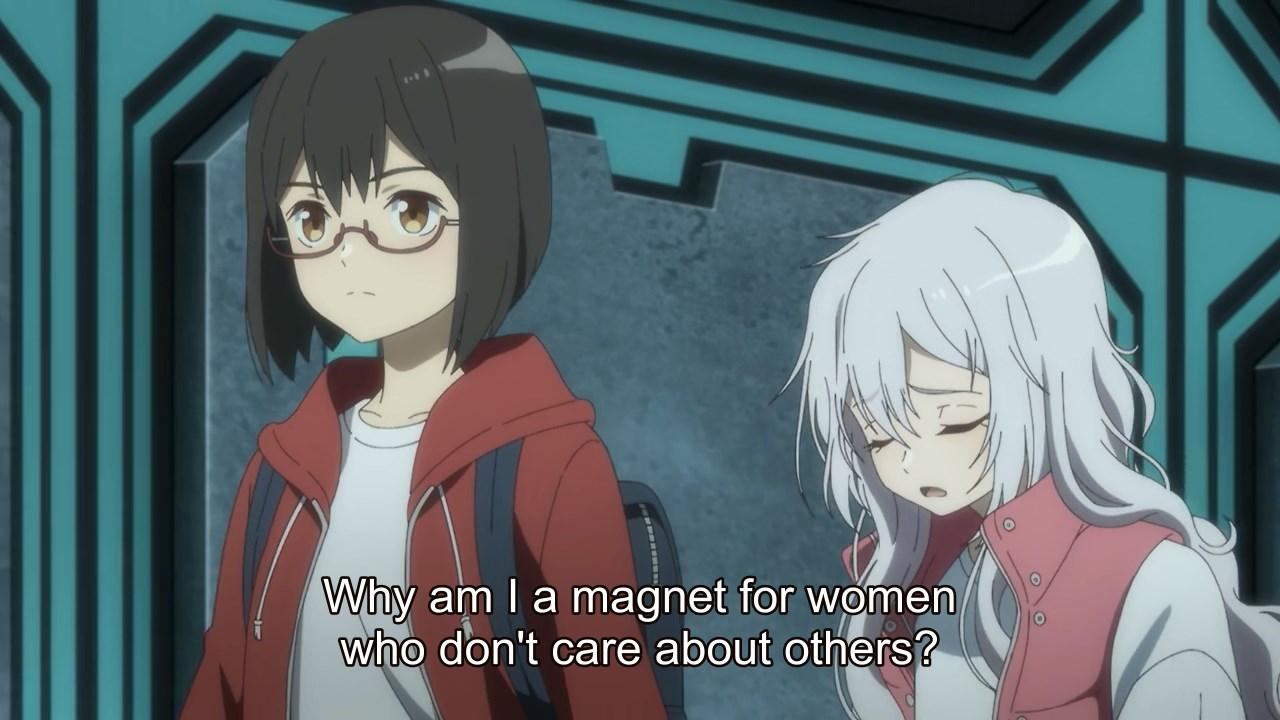 Kozakura complaining again