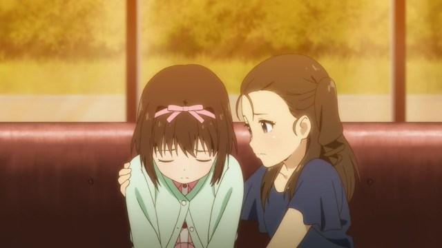 Mako comforts Seria