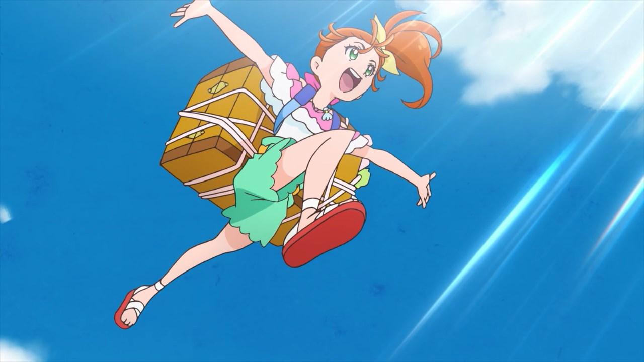 Manatsu leap