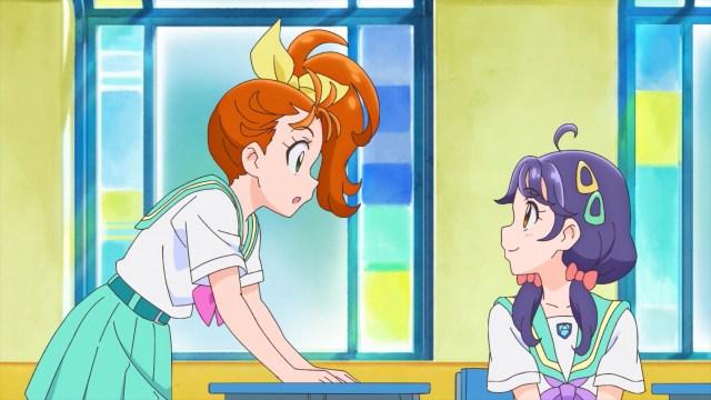 Manatsu recognizes Sango
