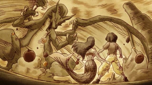 Minori's action adventure epic