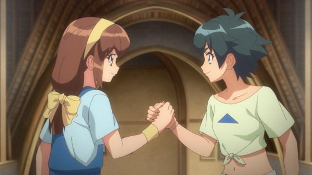 Kanata and Shelly partner up