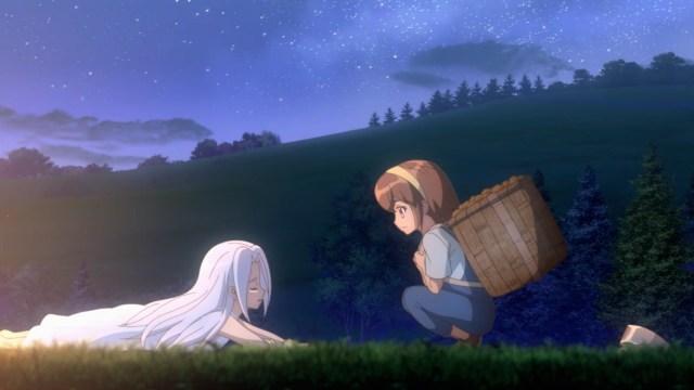 Kanata finds an injured girl