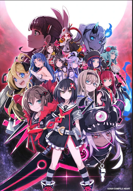 Mary Skelter Finale Concept Art