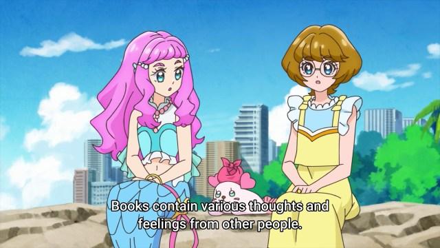 Minori reveals her secret to understanding people