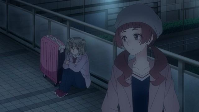 Niina meets 'Nozomi'