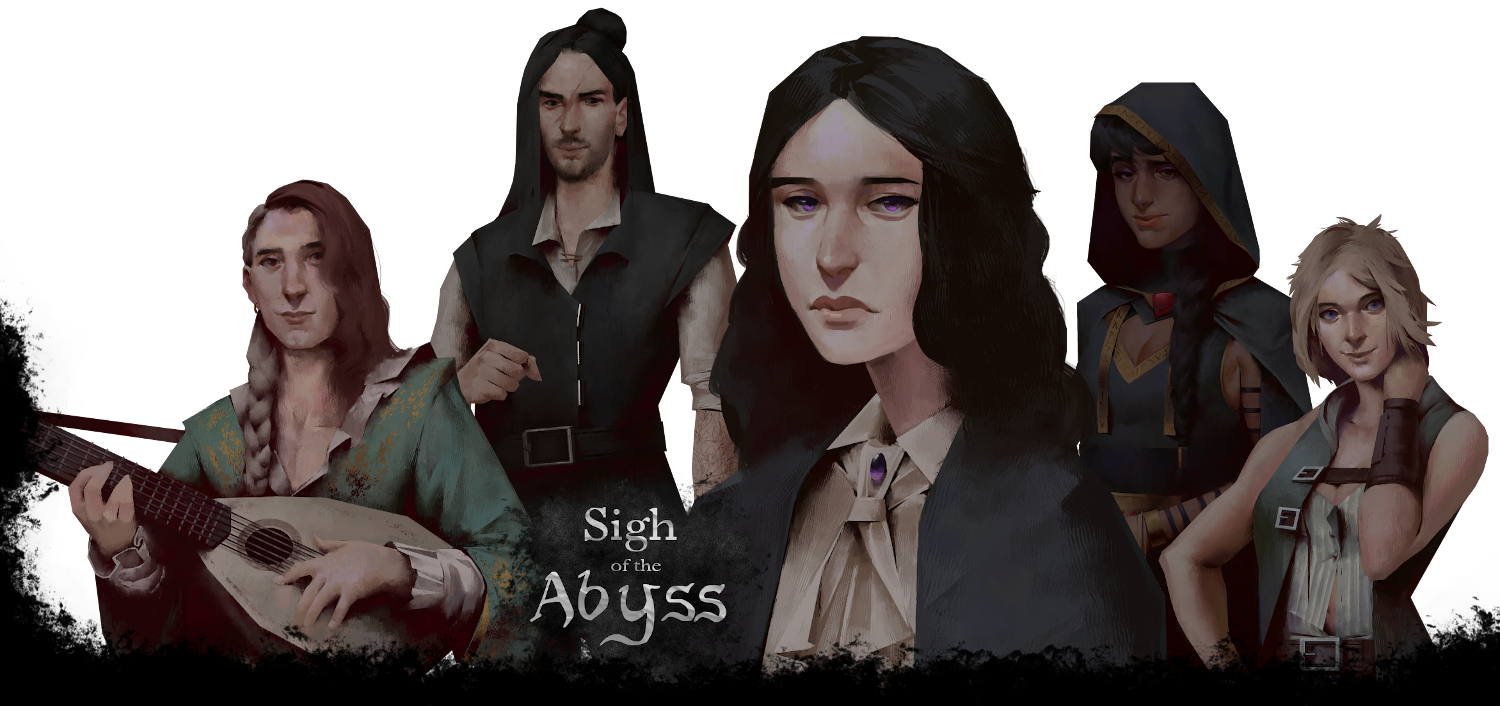 Sigh of the Abyss Cover