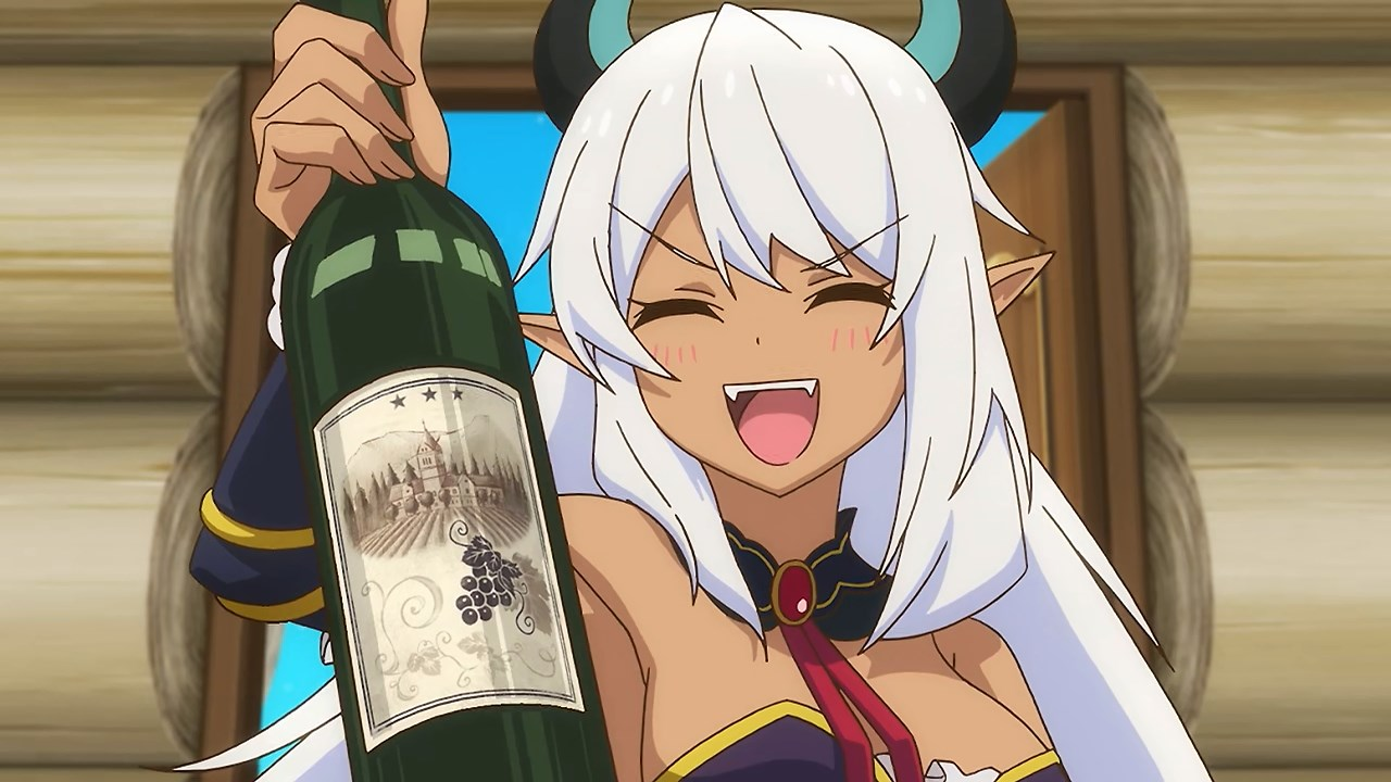 Beelzebub brings the booze