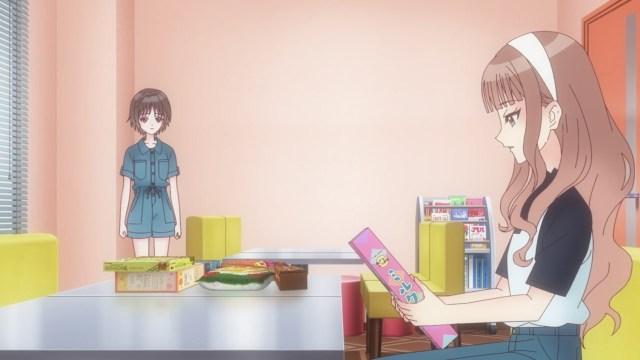 Miyako reflects on her thoughts about Niina