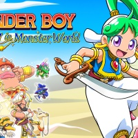 Wonder Boy: Asha in Monster World Review Link
